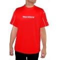 Tecnifibre Tshirt Milano rot Herren (Größe M)