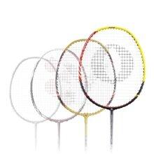 Testschläger Badminton