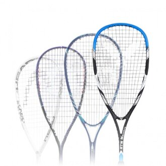 Testschläger Squash