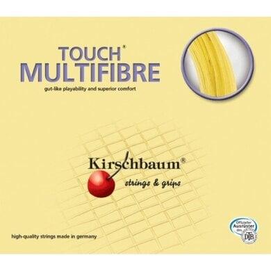 Kirschbaum Touch Multifibre natur Tennissaite