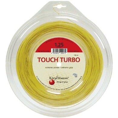 Kirschbaum Touch Turbo gelb 110 Meter Rolle