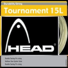Besaitung mit Head Tournament