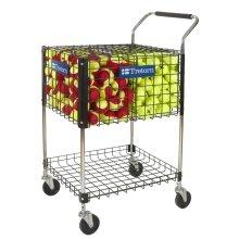 Tretorn Ballwagen Metall (für ca. 325 Tennisbälle)