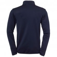 uhlsport Langarmshirt Zip Top Stream 22 2019 marine/weiss Boys
