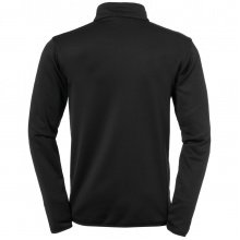 uhlsport Langarmshirt Zip Top Stream 22 2019 schwarz/grün Boys