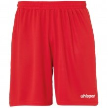 uhlsport Short Basic Center 2019 rot/weiss Boys
