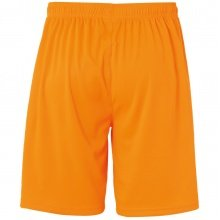 uhlsport Short Basic Center 2019 orange/schwarz Boys