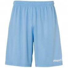 uhlsport Short Basic Center 2019 skyblau/weiss Boys