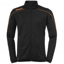 uhlsport Trainingsjacke Stream 22 2019 schwarz/orange Boys