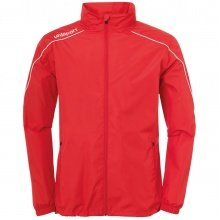 uhlsport Allwetterjacke Stream 22 2019 rot/weiss Boys