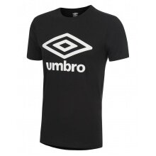 umbro Tshirt Big Logo schwarz Herren
