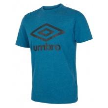 umbro Tshirt Big Logo blau Herren