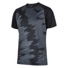 umbro Trainings Tshirt Training Graphic schwarz Herren