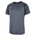 umbro Trainings Tshirt Trikot grau Herren