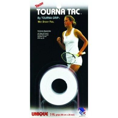 Tourna Tac XL Overgrip 3er weiss