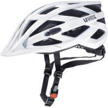 uvex Fahrradhelm i-vo cc weiss