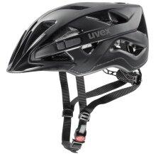uvex Fahrradhelm active cc schwarz matt