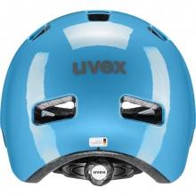 uvex Fahrradhelm Kinder hlmt 4 ozeanblau/grau