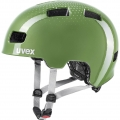 uvex Fahrradhelm Kinder hlmt 4 moos grün