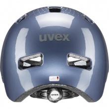 uvex Fahrradhelm Kinder hlmt 4 dunkelblau