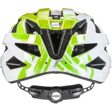 uvex Fahrradhelm Kinder air wing weiss/rose