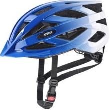uvex Fahrradhelm Kinder air wing cobaltblau/weiss