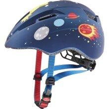 uvex Fahrradhelm Kid 2 cc dunkelblau matt
