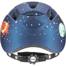 uvex Fahrradhelm Kid 2 cc dunkelblau