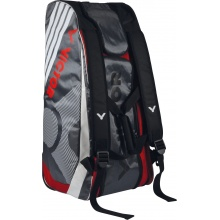 Victor Travel Bag 9097 grau/rot