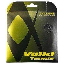 Besaitung mit Völkl Cyclone schwarz