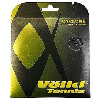 Völkl Cyclone schwarz Tennissaite