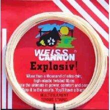 Besaitung mit WeissCannon Explosiv!