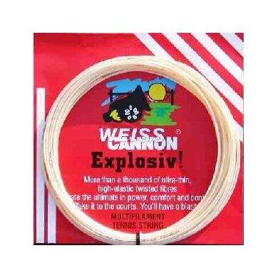 WeissCannon Explosiv! 1.30 natur Tennissaite