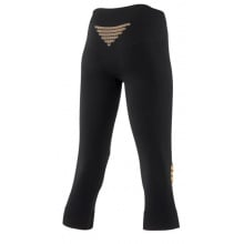 X-Bionic Energizer Pant Medium schwarz/orange Damen (Größe S/M)