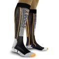 X-Socks Skisocke Adrenaline Silver Herren