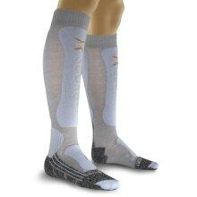 X-Socks Skisocke Comfort Supersoft grau Damen