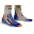 X-Socks Laufsocke Speed Metal blau Herren