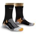 X-Socks Laufsocke Winter Run schwarz Herren (Größe 39-41)