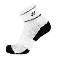 Yonex Socken Ankle Indoor weiss/schwarz Herren - 3 Paar