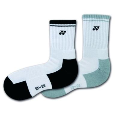 Yonex Socken weiss/schwarz Herren 1er