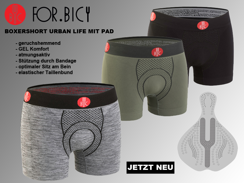 For Bicy Boxershort