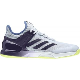 buy popular 6d82b 837ce adidas Adizero Ubersonic 2 Allcourt 2018 graublau Tennisschuhe Herren