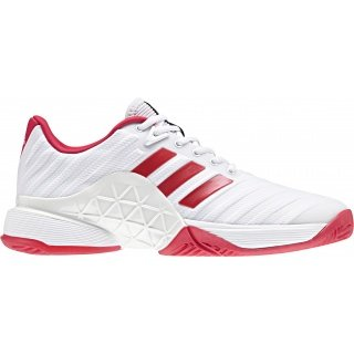 best website 931a9 40bac adidas Barricade Allcourt 2018 weiss Tennisschuhe Damen