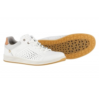 45d31b89f3c8 Lowa San Francisco GTX Lo weiss Sneaker Damen