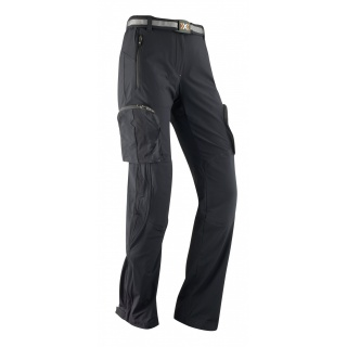 d22e2b545bcc X-Bionic Outdoor Mountaineering Pant Long Summer schwarz Damen