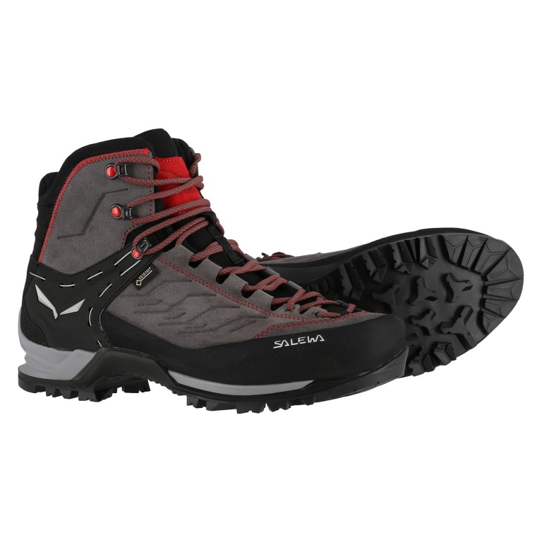 Salewa Mtn Trainer GTX Mid 2019 charcoal Outdoorschuhe