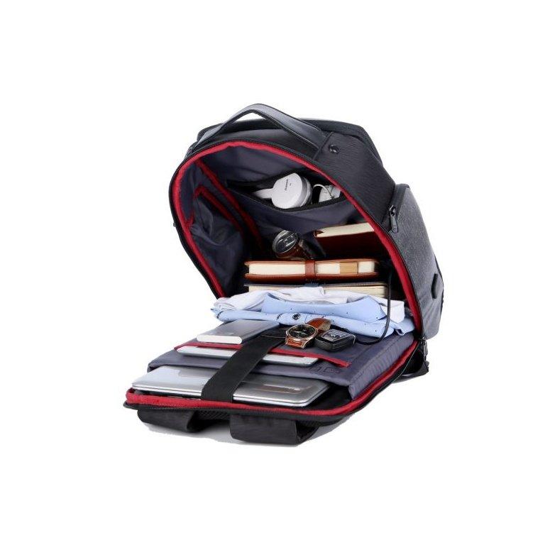 ModernistLook Rucksack M1 17 inch schwarz versandkostenfrei